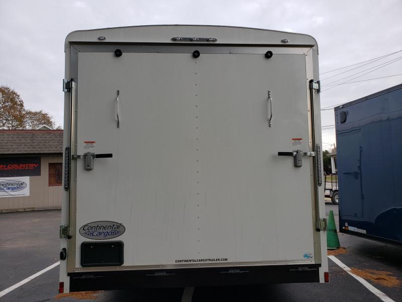 2020 Continental Cargo TW818TA3 Enclosed Cargo Trailer