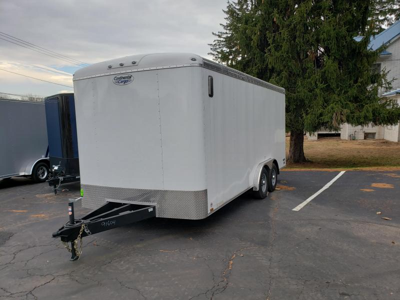 2020 Continental Cargo TW818TA3 Enclosed Cargo Trailer