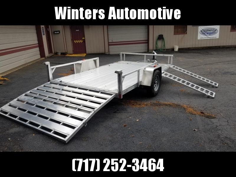 2020 Rance Aluminum Trailers RRU6512SA ATV Trailer