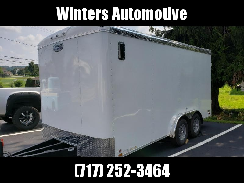 2020 Continental Cargo TW816TA3 Enclosed Cargo Trailer