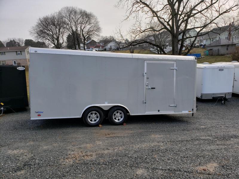 2019 Continental Cargo TW8.5 X 20 Car / Racing Trailer