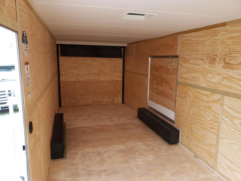 2021 Continental Cargo VHW8.524TA3 Enclosed Cargo Trailer