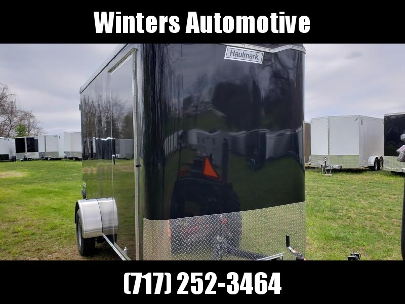 2020 Haulmark TS612S2 Enclosed Cargo Trailer