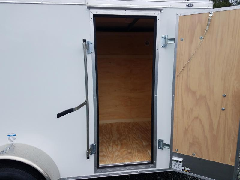 2019 Forest River Inc. V SERIES 5X10 RAMP Enclosed Cargo Trailer