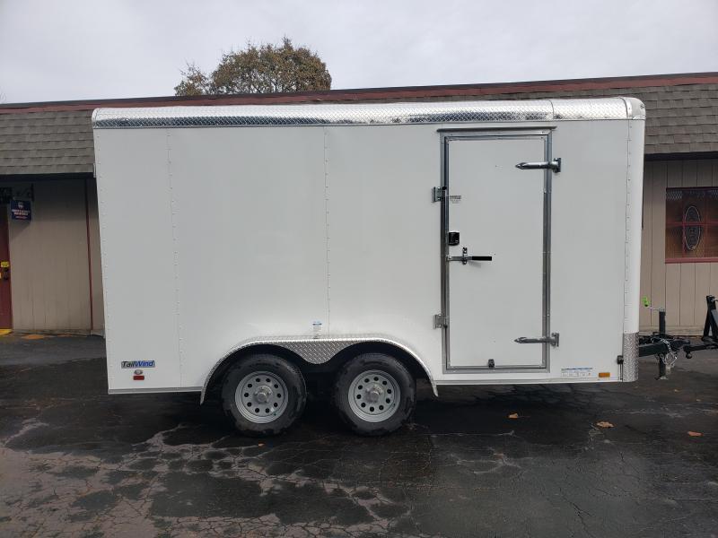 2020 Continental Cargo TW714TA2 Enclosed Cargo Trailer