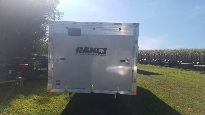 2020 Renegade REES82465TA Snowmobile Trailer