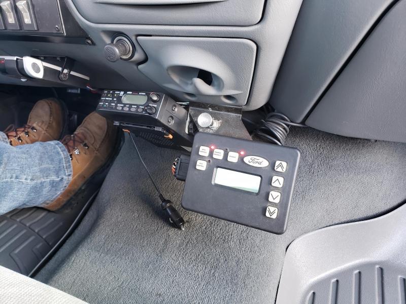 2004 Ford F550 ROLLBACK Truck