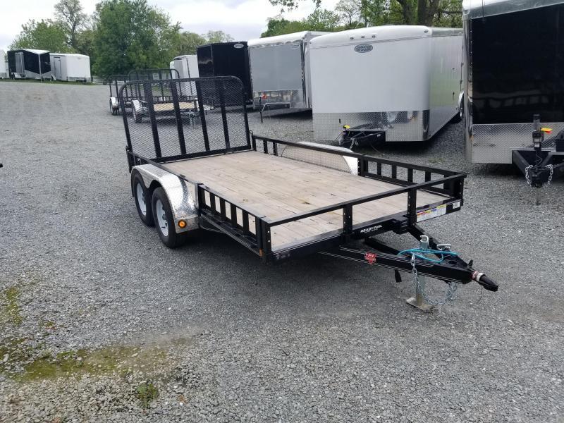 2019 PJ Trailers 14' TA ATV/  Utility Trailer