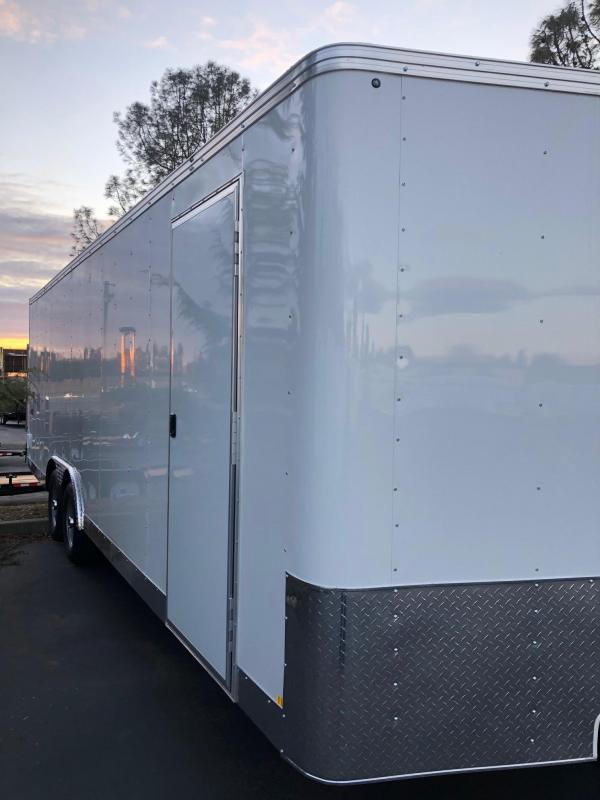 2020 Mirage Trailers TNT Xpress 8.5 x 24 Cargo Enclosed Cargo Trailer