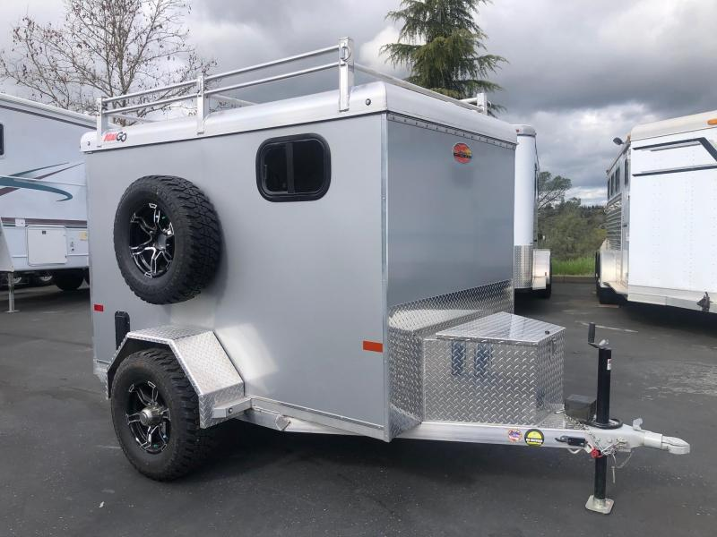 2020 Sundowner Tuff-Go 5 x 8 Enclosed Cargo Trailer