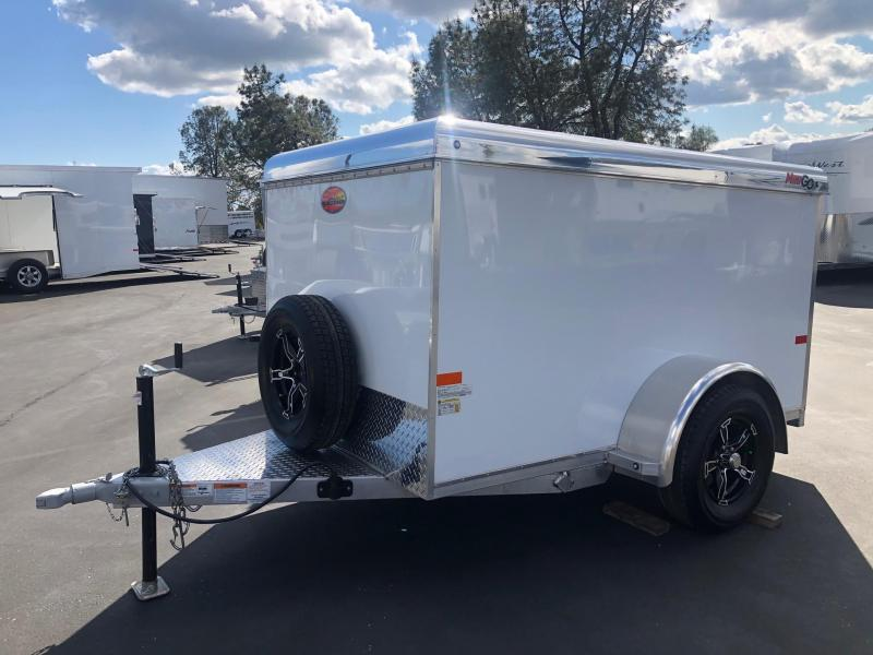 2021 Sundowner 5 x 8 Mini-Go Enclosed Cargo Trailer