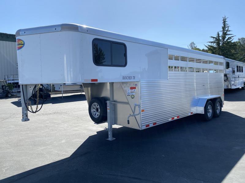 2021 Sundowner Trailers GN Rancher TR 20' Livestock Trailer