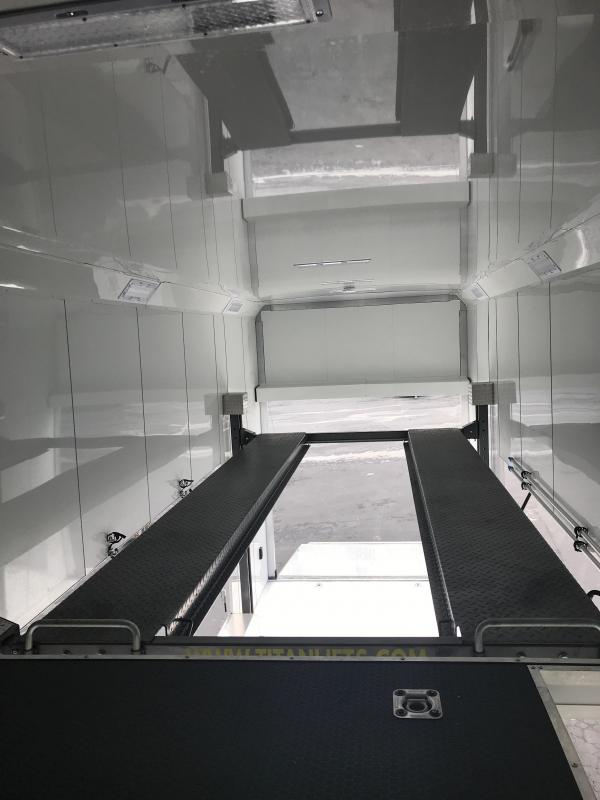 2019 Sundowner 28' Stacker Bumper Pull Enclosed