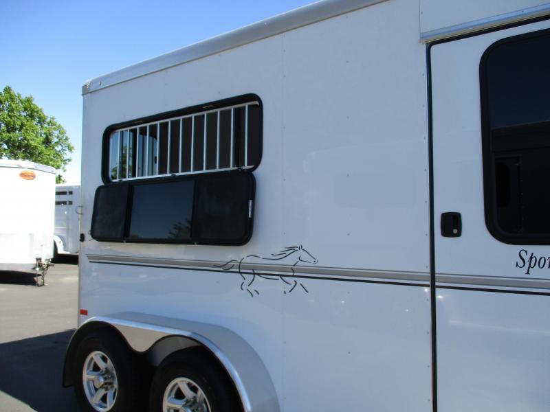 2020 Sundowner Sportman 2 Horse BP