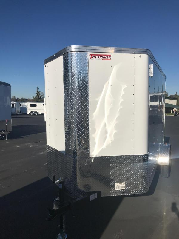 2020 TNT 6 x 10 XPRES Enclosed Cargo Trailer