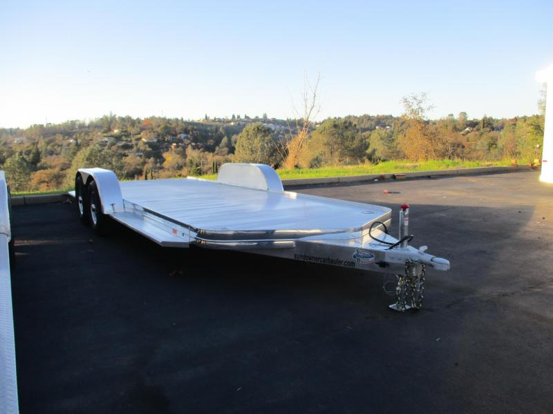 2019 Sundowner BP 20 Car hauler