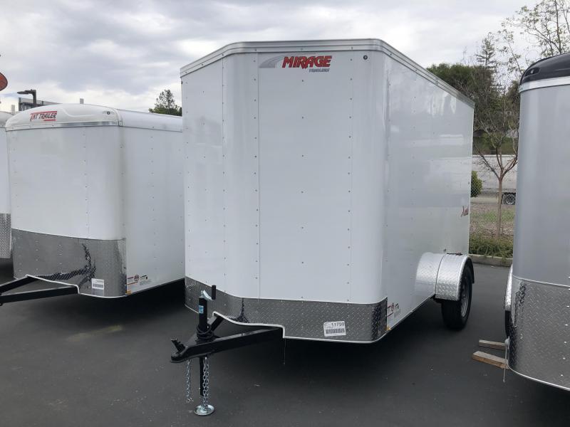 2020 Mirage Trailers 6 x 10 Xpres Enclosed Cargo Trailer
