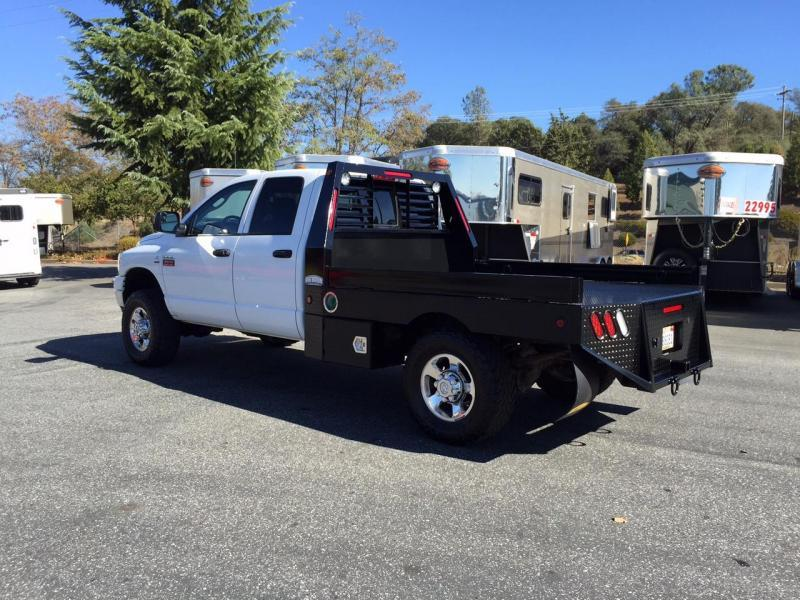 2019 Great Northern Dually Truck Bed With B&W Hitch