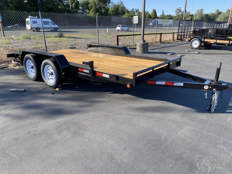 2020 R and J Trailers Inc 7 x 14 Car hauler Car / Racing Trailer
