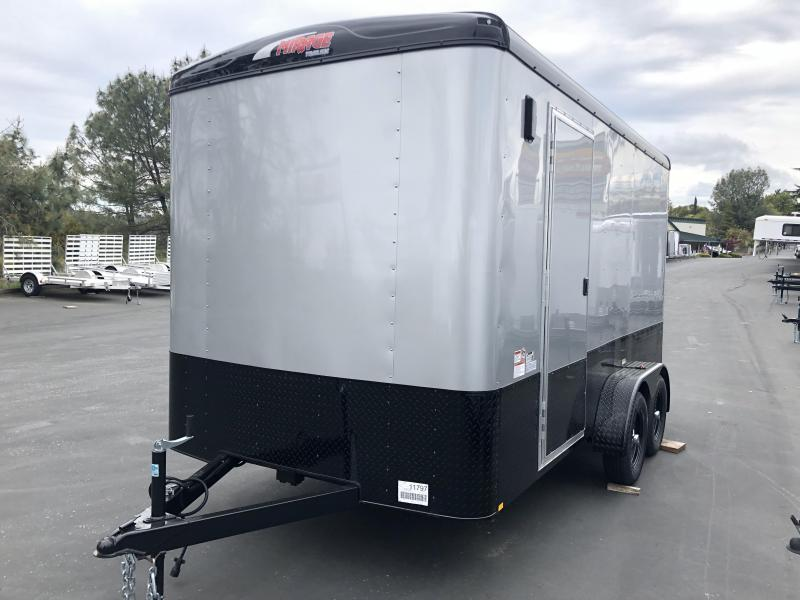 2020 Mirage Trailers 7 x 14 Xcel SxS Enclosed Cargo Trailer