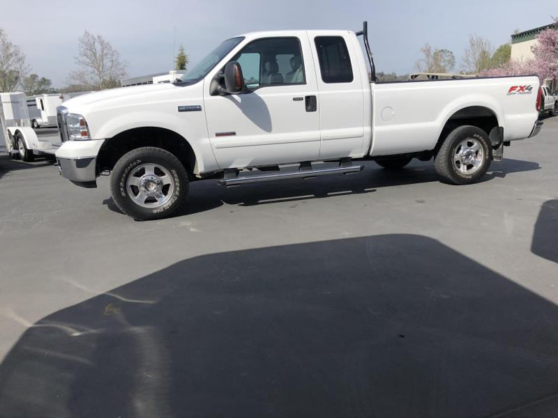 2005 Ford F-250 Truck