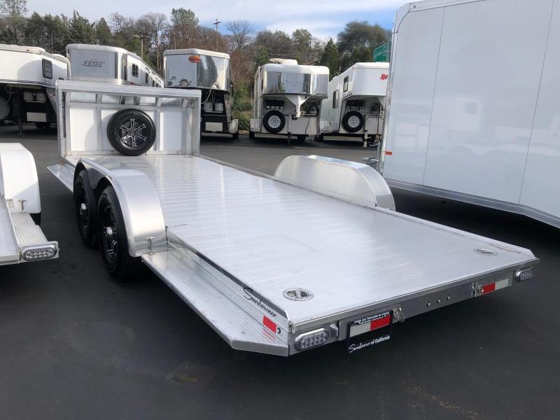 2020 Sundowner 19' Bumper Pull Car / Racing Trailer