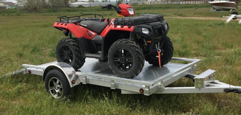 2020 Silverwing 5.5 x 10 Utility