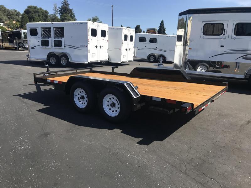 2020 R and J 7 X 14 Car hauler