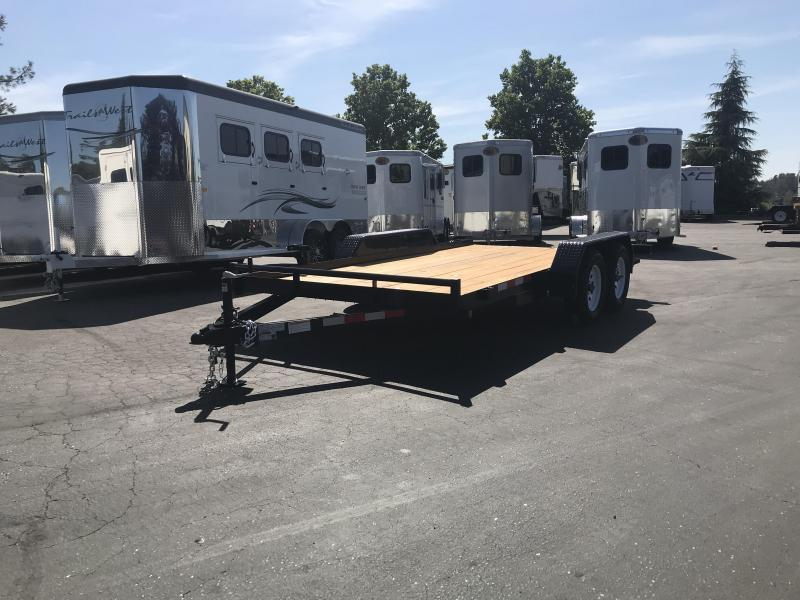2020 R and J 7 X 14 Car hauler
