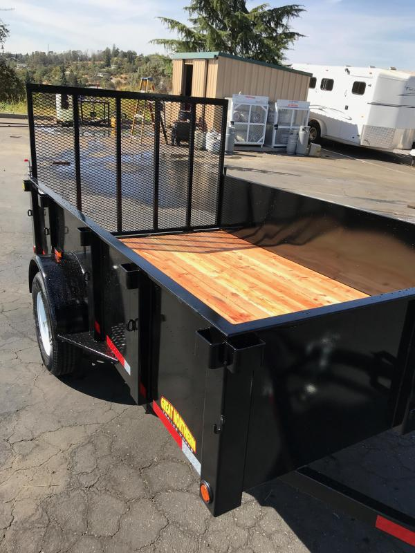 2020 Great Northern Trailer Works 6 x 10 Landscape Utility Trailer