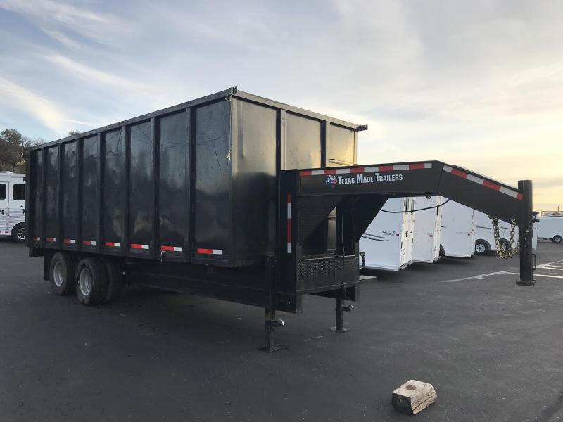 2017 Texas Made 8.5 x 20 Dump