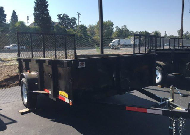 2020 Great Northern 6 x 10  Landscape Utility Trailer