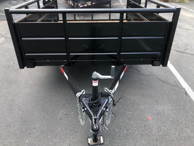 2019 R and J Trailers Inc 6 x 8 Landscape 2.9K Utility Trailer