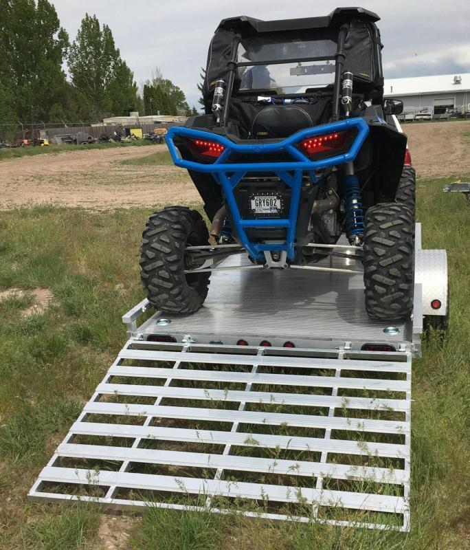 2019 Silverwing 5.5 x 10 Utility
