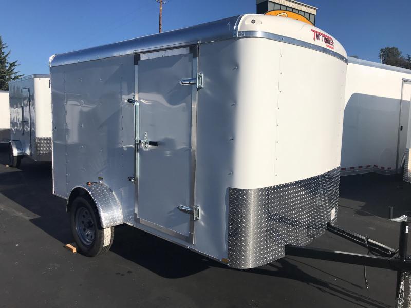 2019 TNT 6 x 10 XCEL Enclosed Cargo Trailer