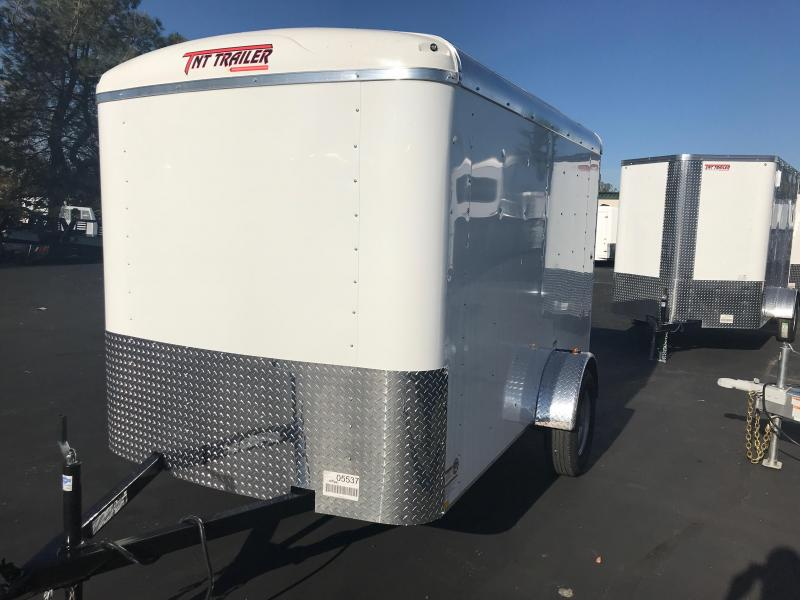 2019 TNT 6 x 10 XCEL Enclosed Cargo Trailer