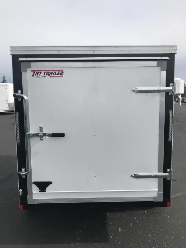 2019 TNT 5 x 8 XPRES V Nose Enclosed