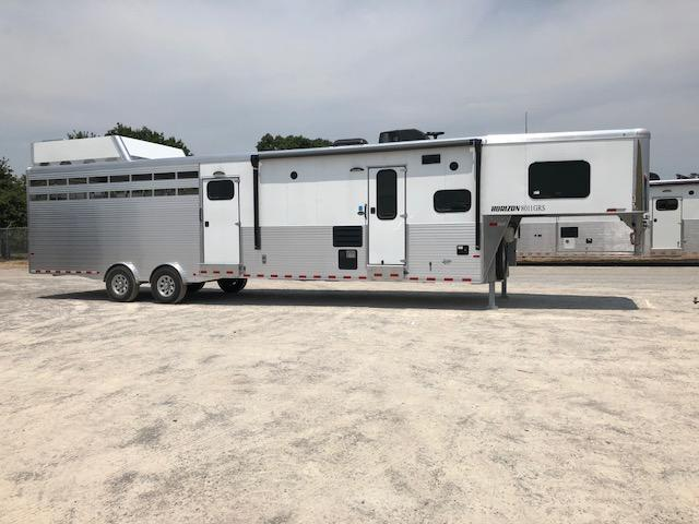 2019 Sundowner 8011 Rancher GRS Toy Hauler
