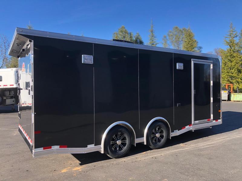 2021 Sundowner 20' Race Car Series Enclosed Trailer