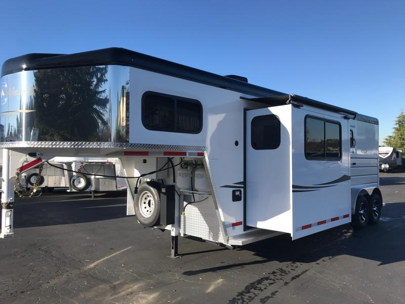 2020 Trails West Sierra 8 x 13 Slide Out 2H LQ