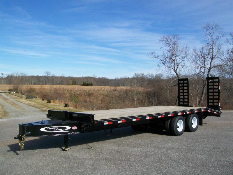 Quality 10 Ton Tandem Dual Deck-Over