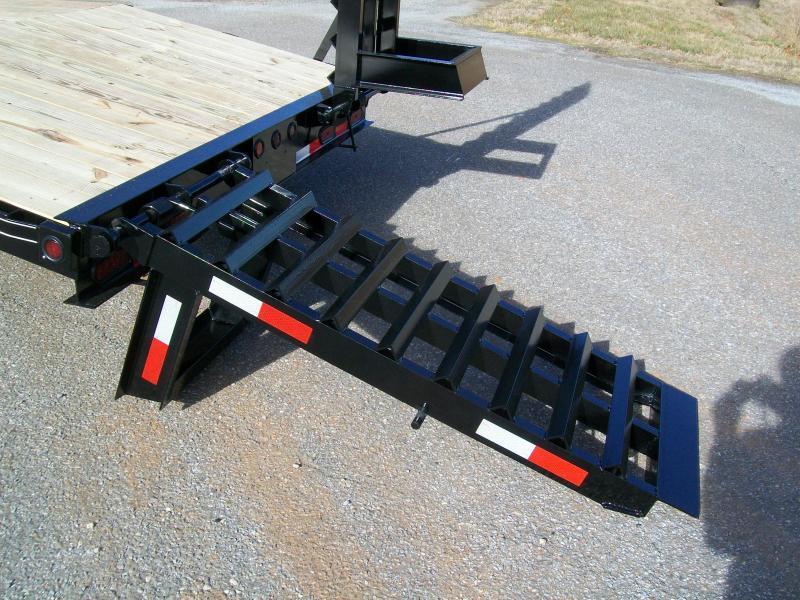 Quality 10 Ton Tandem Dual Deck-Over
