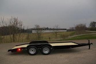 Better Built 82 x 20 7K Car Trailer