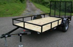 Better Built 5 x 8 Utility Trailer
