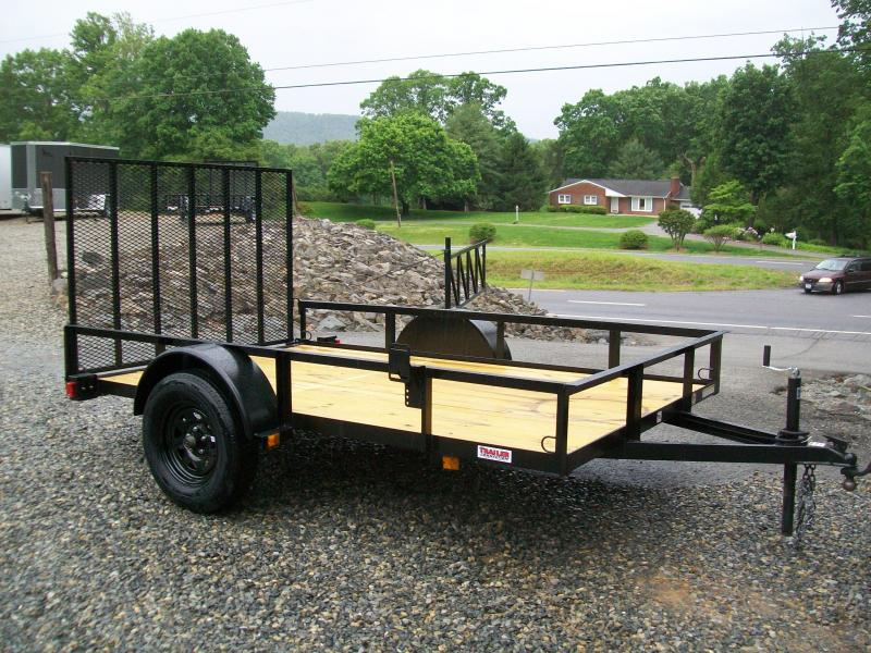 "Triple Crown Trailers 6'4"" x 10 Utility Trailer"