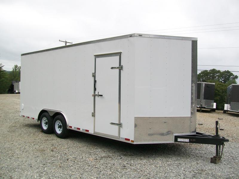 2020 Lark 8.5 x 20 Tandem Axle Enclosed Cargo Trailer