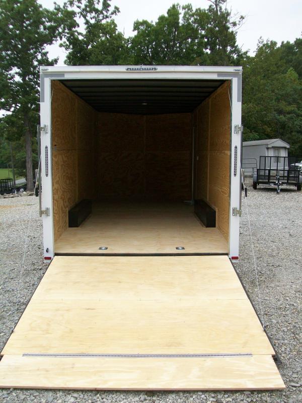 2020 Lark 8.5 x 20 Tandem Axle Enclosed Cargo Trailer