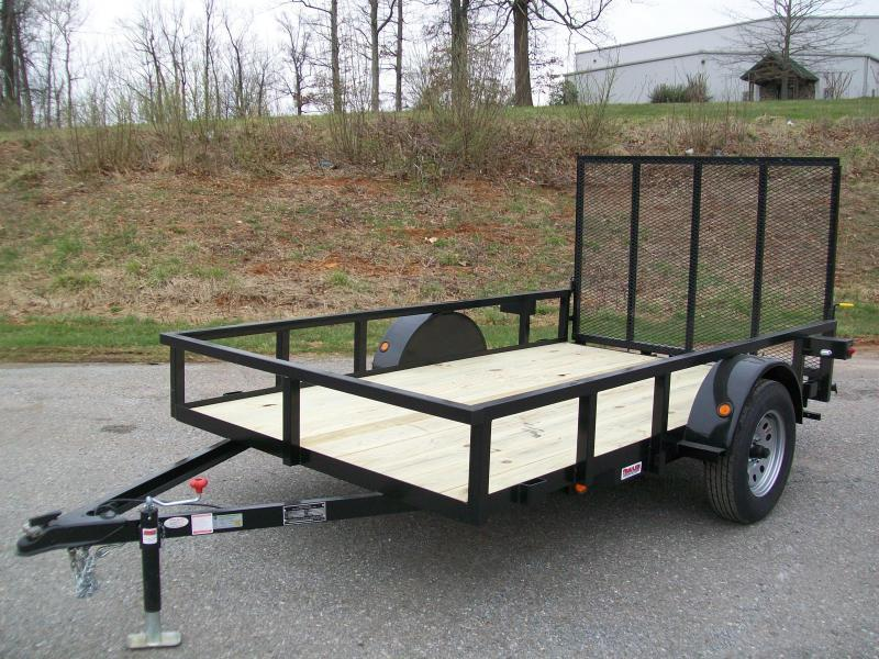 "Better Built -DLX 6'10"" x 12 Utility Trailer"