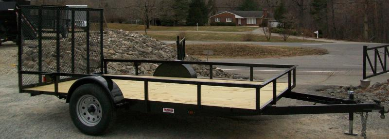 "Better Built 6'10"" X 12 Utility Trailer"