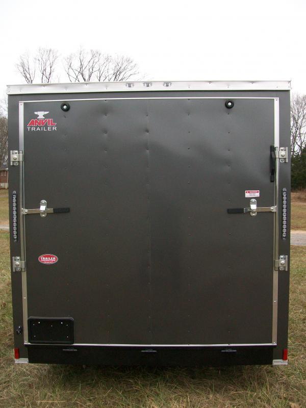 Anvil 7 x 16 Enclosed Cargo Trailer